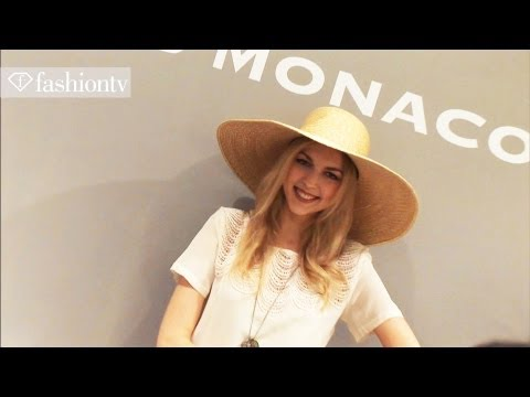 Club Monaco Presents Spring summer 2012 Collection In Beijing | Fashiontv - Ftv Asia video