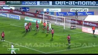 Mallorca 1-2 Real Madrid - Liga BBVA 11-12 [HD] 14-01-2012 All Goals & Highlights Audio COPE.avi