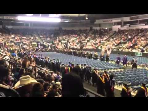 South Texas College graduation 2013