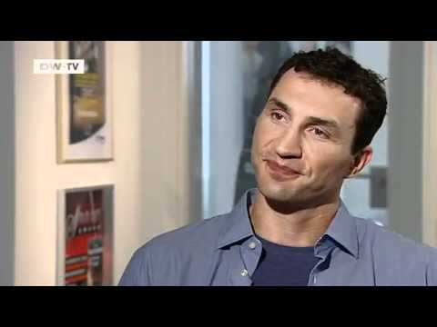 Vladimir Klitschko, Boxing Heavyweight Champion | Journal Interview