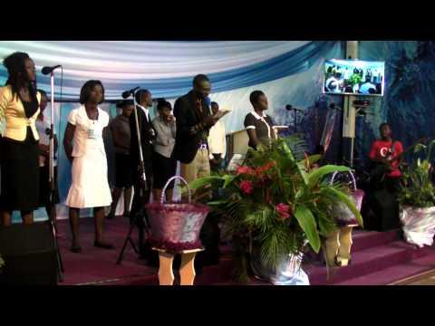 Codraj 2014: Rouah Singer's (praise  & Worship: Drc Lingala-gospel) video