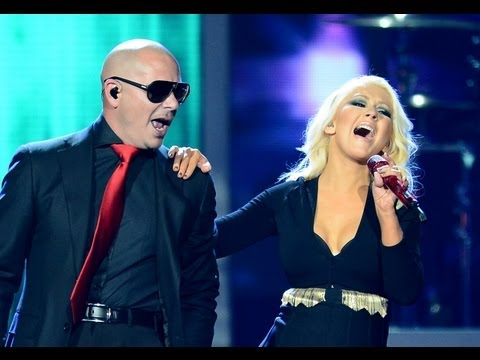 Pitbull & Christina Aguilera SHOCKING