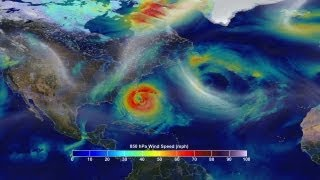 NASA | Tracking a Superstorm