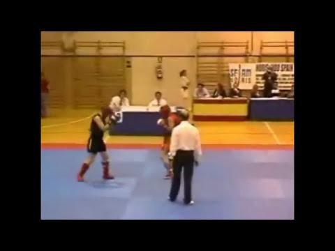 Sanda Montxo Quina vs Diego Nieto 2007