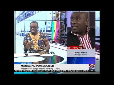 Female Parliamentarians - News Desk on Joy News (27-11-15)