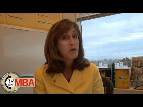 30 Second MBA - Janice Chaffin, President of Symantec s Consumer Business Unit - When does a meeti