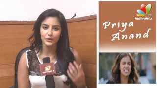 Vanakkam Chennai - Interview with Priya Anand for Vanakkam Chennai | Shiva, Santhanam, Anirudh | Tamil Movie