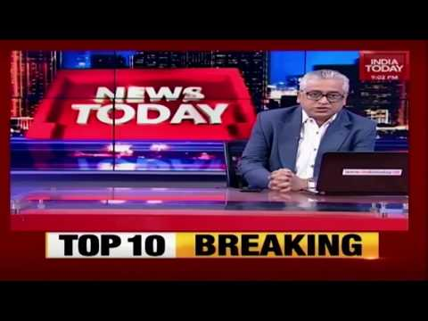 Top 9 Headlines Of the Day With Rajdeep Sardesai