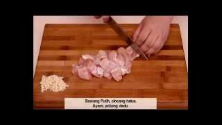 Dapur Umami - Ayam Panggang Daun Pandan
