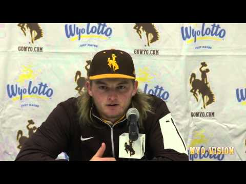 11.07.15 Andrew Wihgard Post Game Colorado State
