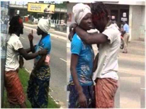 Two Mad People Having SÉx In The Public In Ghana (look) video