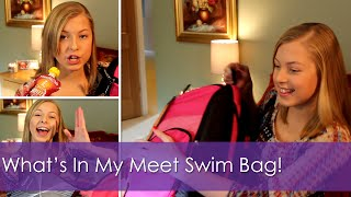 download lagu What's In My Meet Swim Bag  Speedo Teamster gratis