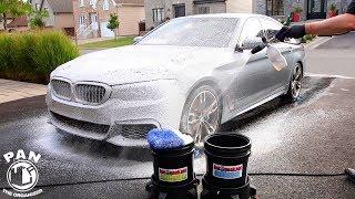 HOW I WASH MY OWN CAR !!!  (Regular Maintenance Wash)