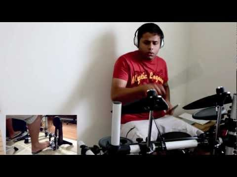 Mujhko Pehchaanlo (Don 2 - The King is Back) Drum Cover