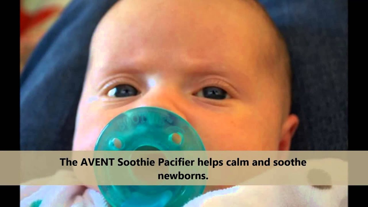 Soothie Pacifier Review