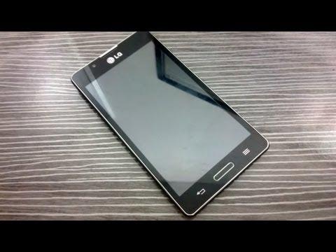 LG Optimus L7 II - Unboxing e Primeiras Impressões