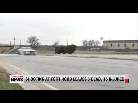 Shooting at Fort Hood leaves 3 dead, 16 injured