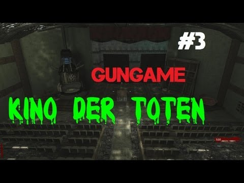 Custom Zombies - Kino der Toten Re-Make Co-op: Loving the 
