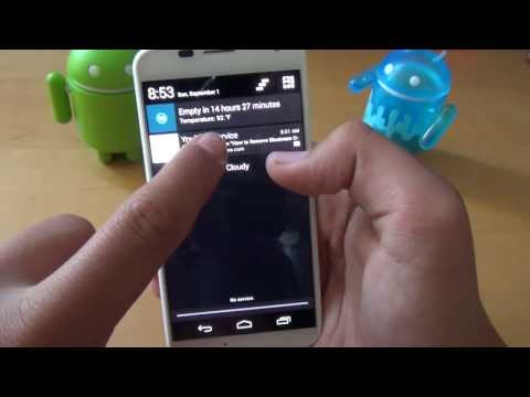 Tips and Tricks for Moto X