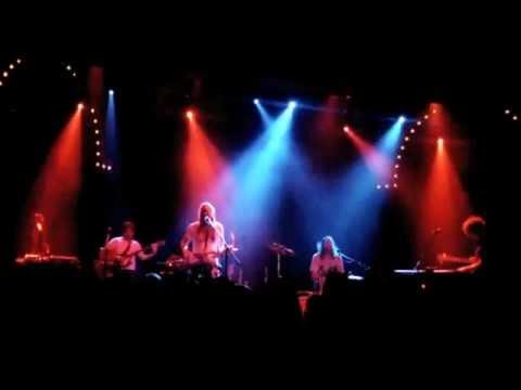 Menomena - Weird 2012-11-02 Live @ Crystal Ballroom, Portland, OR