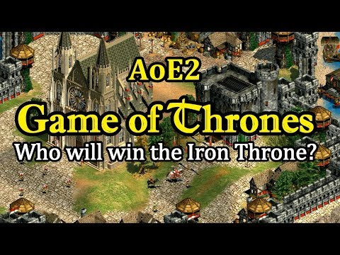 Aoe2 Game Of Thrones