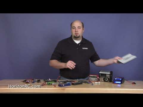 HorizonRC.com How To - Understanding RC Batteries