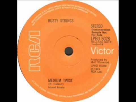 Rusty Strings - Medium Twist