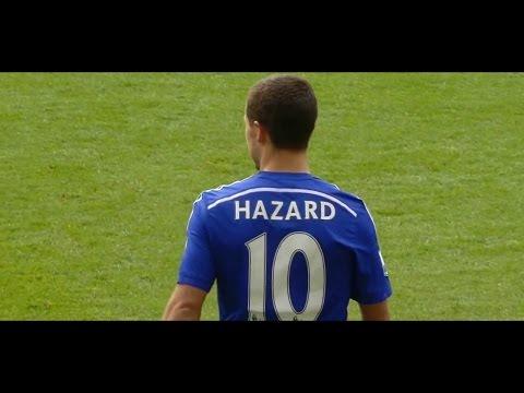 Eden Hazard vs Arsenal (Home) 14-15 HD 720p By EdenHazard10i