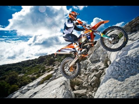 KTM EXC 2014 Test |  Actionvideo mit Interview | Modellpalette 2014