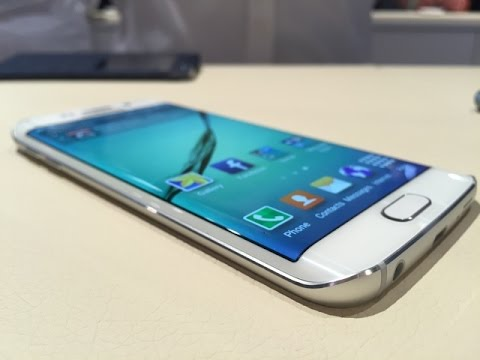 Samsung Galaxy S6 Gold Hands on Review, Camera, Features Overview, India Launch, Price