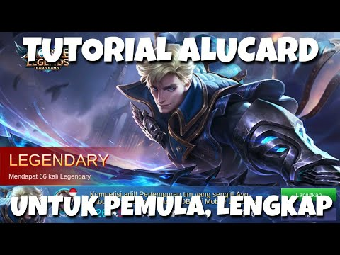 Tutorial Alucard ,Cara pakai Alucard,Build Alucard ,Gear Alucard Mobile Legends