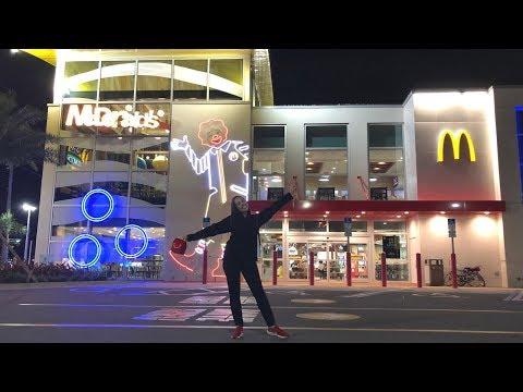 ¡Visitando el McDonald's más GRANDE del MUNDO!