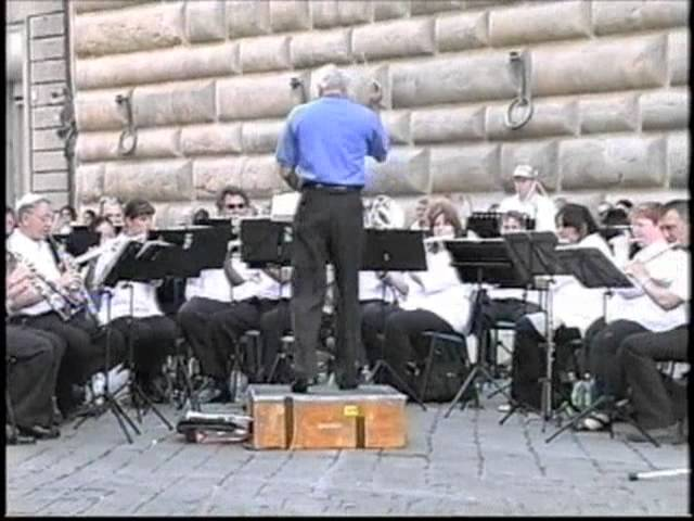 2001 Golden West College Symphonic Band Florence Concert