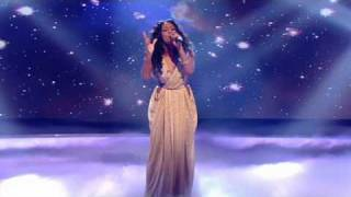 Watch Alexandra Burke Hallelujah video