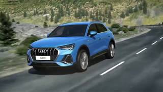 Audi Q3 2019 - Specs and Features