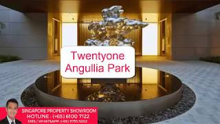 Twentyone Angullia Park | Showflat Hotline +65 61007122