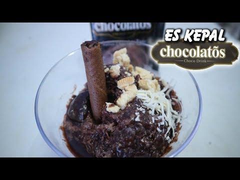 Cara Membuat Es Kepal Chocolatos Lebih Irit dari Milo