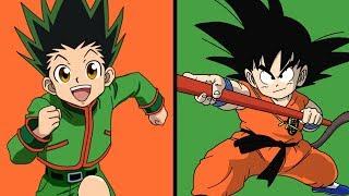Gon Freecs vs Son Goku - A Thematic Breakdown