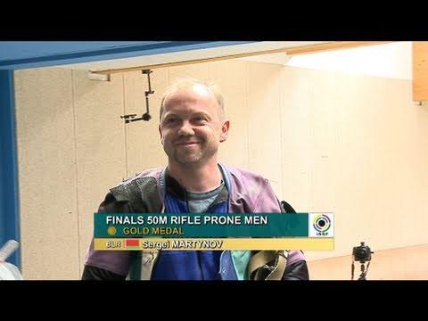 Finals 50m Rifle Prone Men - World Cup Series 2011, Rifle & Pistol Stage 6, Munich (GER)