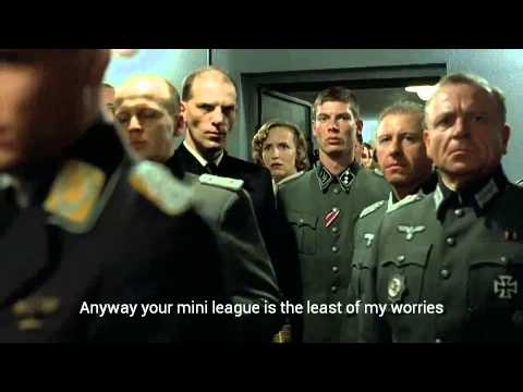 Hitler reacts to Fantasy Football Gameweek 36