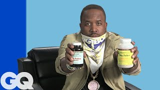 10 Things Outkast's Big Boi Can't Live Without | GQ
