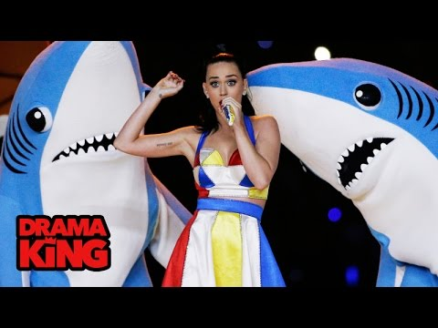 Will Katy Perry DISS Taylor Swift & 5 Other Reasons to Care About the Superbowl DRAMA KING