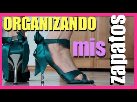 Organizando mis Zapatos | PROPÓSITOS DE AÑO NUEVO:
