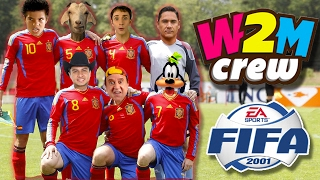 El peor partido de FIFA del mundo - Con el W2M Crew ♛