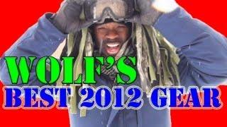 WOLF's Favorite 2012 Gear!