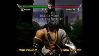 Mortal Kombat: Deadly Alliance - Male Win Poses (Alternate Costumes)