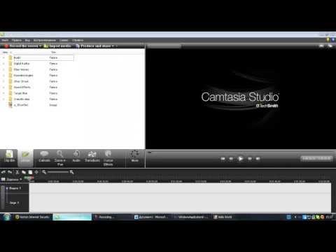 Как создать свою первую программу за 5 минут Microsft Visual