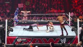 WWE Monday Night Raw En Espanol - Monday, September 24, 2012