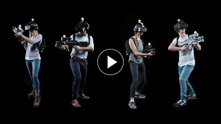 Zero Latency VR - Crazy Multiplayer Free Roam VR  - You won't believe it's real