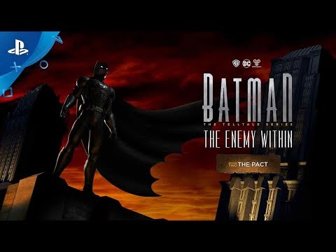 Batman: The Enemy Within – Episode Two Trailer   PS4